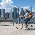 Calle de Nueva York mejora la circulación de peatones y ciclistas con proyecto de redistribución vial
