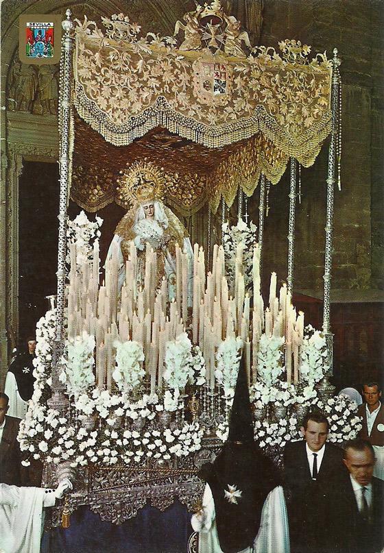 Virgen del Rosario Montesion
