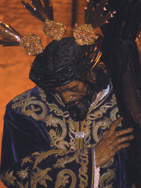 Jesus de la pasion