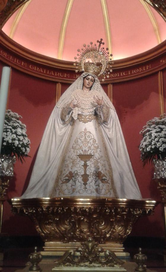 Virgen del Patrocinio