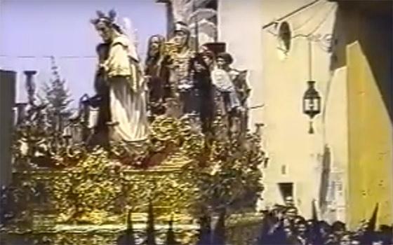 Presentacion al Pueblo San Benito 1992