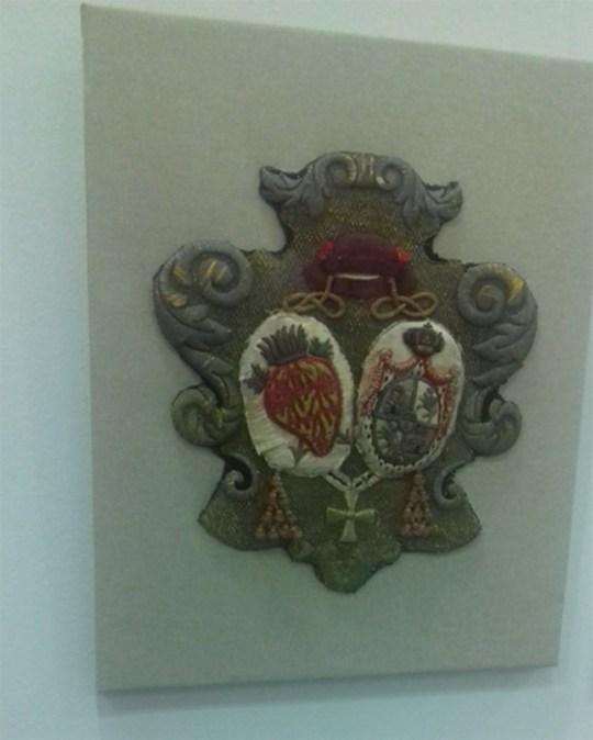 escudo frontal palio