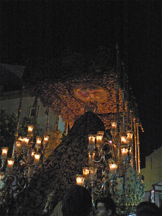 Palio Virgen del Refugio