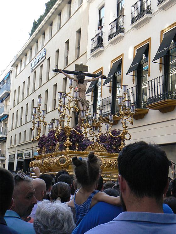 Cristo de los Desamparados