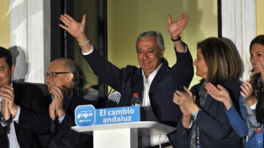 noche electoral en el partido popular,sede regional,arenas,zoilo,montoro y demás¿