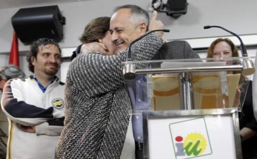 José Manuel García, concejal de IU