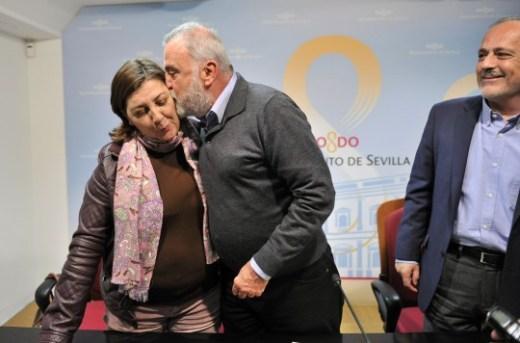 El portavoz de IU en el Ayuntamiento de Sevilla, Antonio Rodrigo Torrijos, ha anunciado este viernes su dimisión a IU tras su imputación en dos causas judiciales