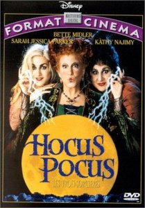 Promotional poster for Hocus Pocus. Photo used under the Creative Common's License.