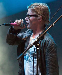 Macaulay Culkin singing in 2010. Photo courtesy of Wikimedia Commons