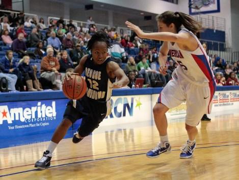 Danni Jackson, women's basketball