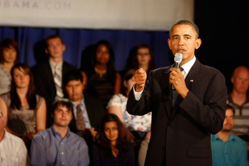 President Barack Obama 2010