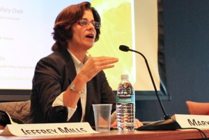 D.C. Council member Mary Cheh's new legislation would ban gay conversion therapy on minors. Hatchet File Photo