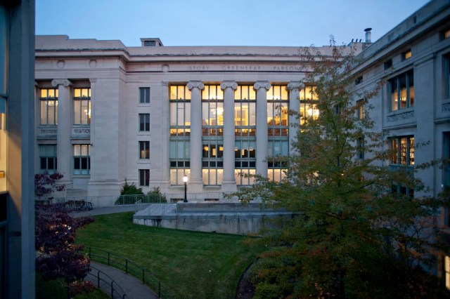 Picture of HLS Langdell Library
