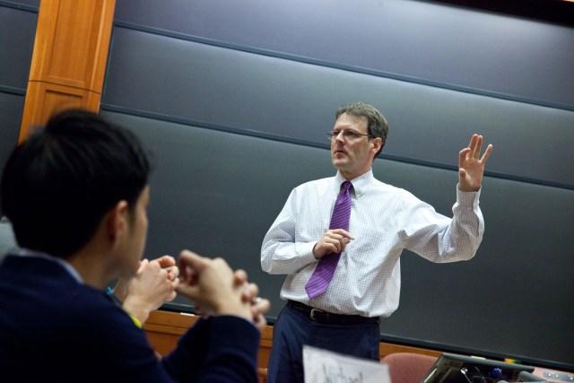 harvard law school case study
