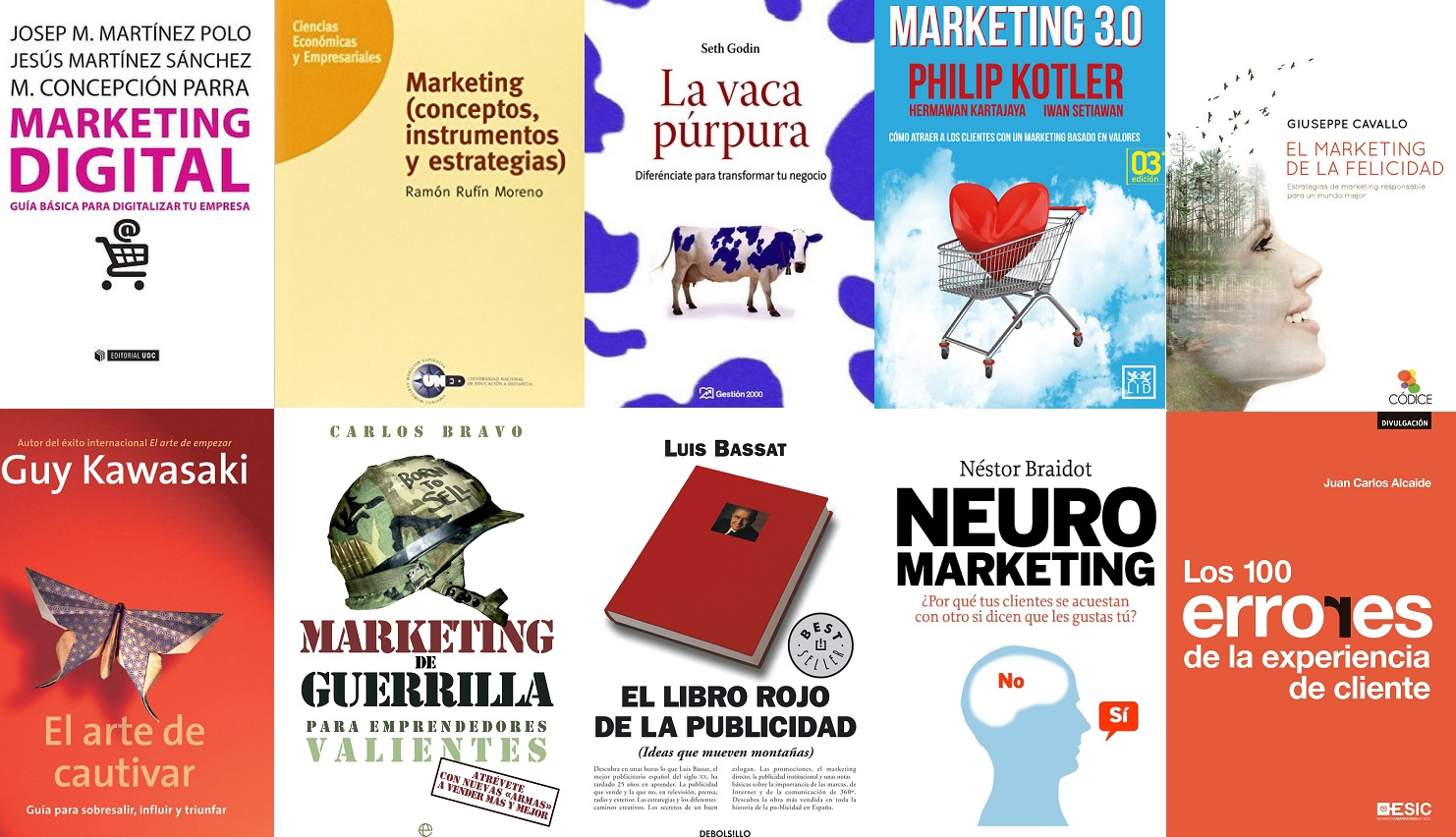 Marketing Farmaceutico Libro 10 Libros Imprescindibles Sobre Marketing Imf