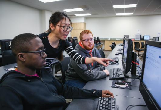 New IU Kokomo computer science degree helps fill job growth demand