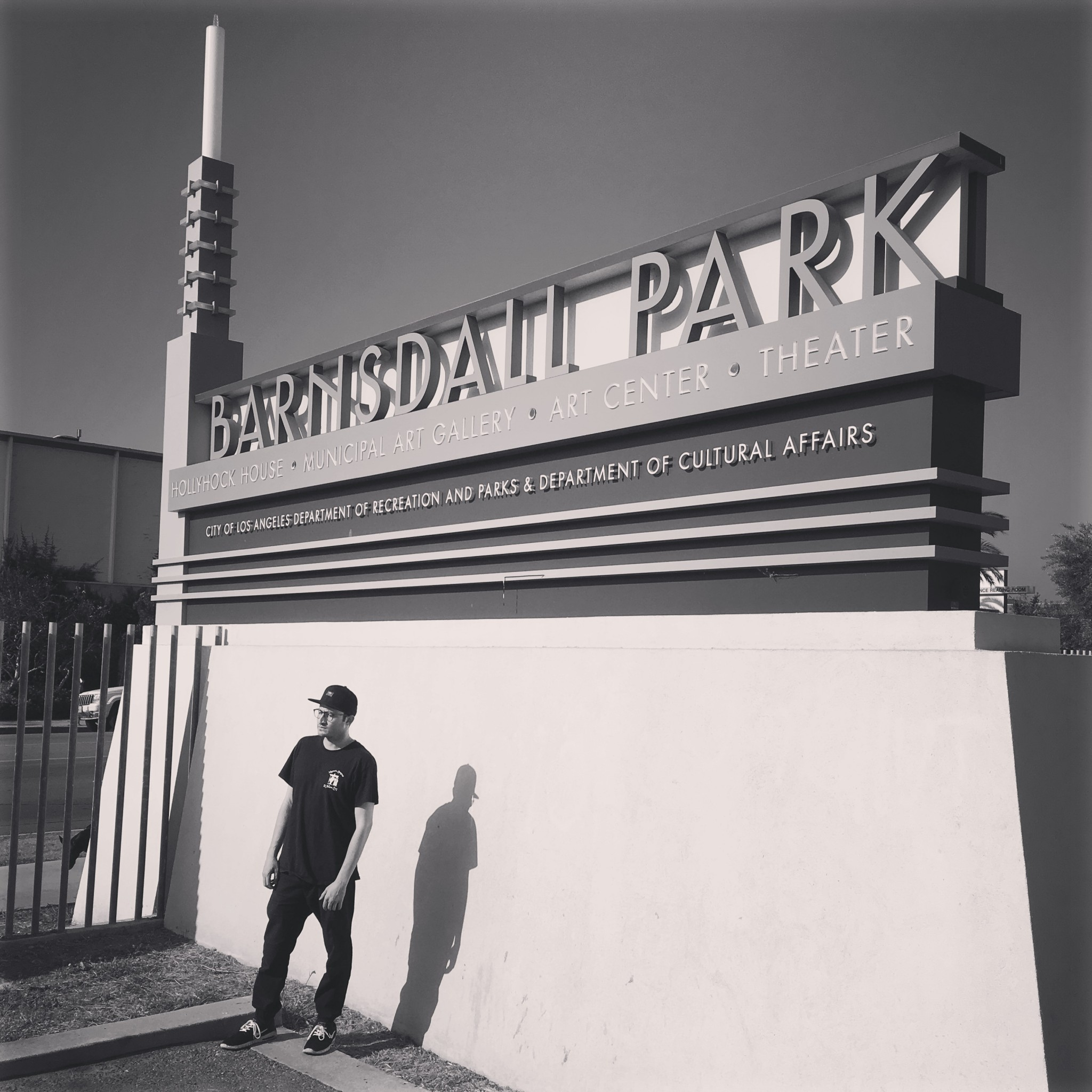 Aaron Axelrod Barnsdall Art Park Profile