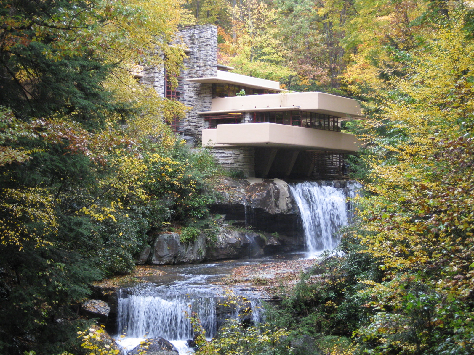 Frank Lloyd Wright Falling Water Wallpaper Architect Quot Frenemies Quot Philip Johnson And Frank Lloyd