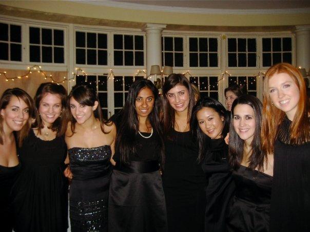 Harvard College Student Blog · Guest Blog Sorority Life - formal event