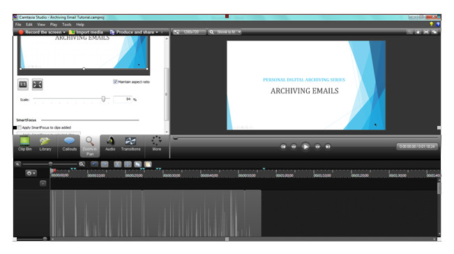 My Summer of Creating Video Tutorials for Personal Digital Archiving