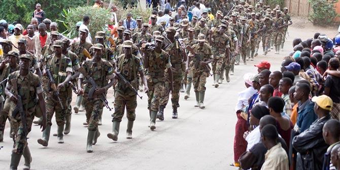 Rwandanmilitary