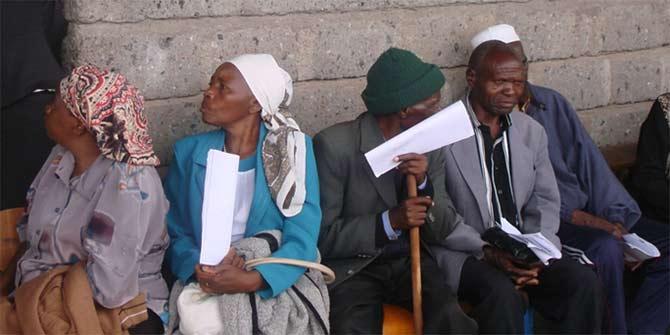 Healthcare Needs of Older Slum Dwellers Deserve More Attention
