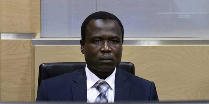War Child or Warlord? The Justice Paradox in Ongwen's ICC case