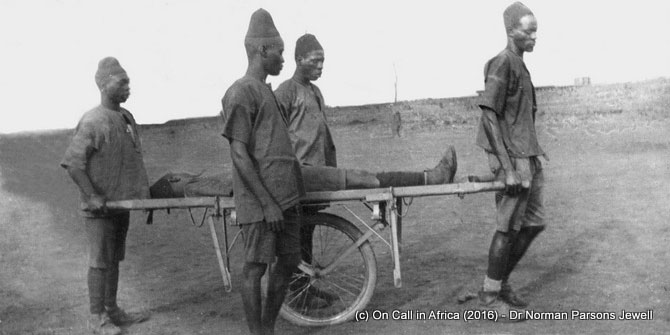 Book Review: On Call in Africa in War and Peace 1910-1932 by Dr Norman Parsons Jewell