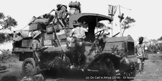Photo Blog: The First World War in East Africa