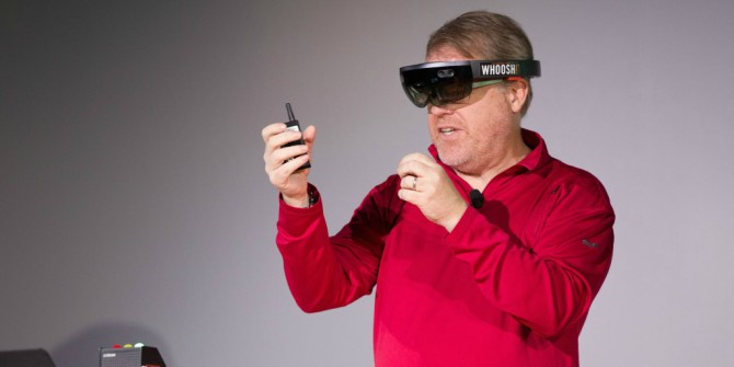 Robert Scoble \u0027The coming wave of technology will really change