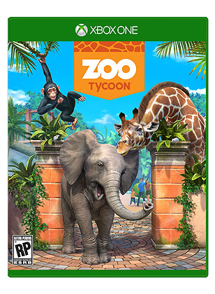 Fun for the whole family, Zoo Tycoon delivers a whole new level of up-close-and-personal interaction with all your favorite zoo animals. $59.99