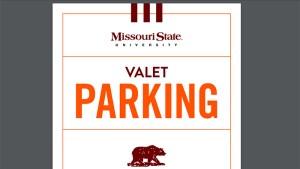 Valet parking pass