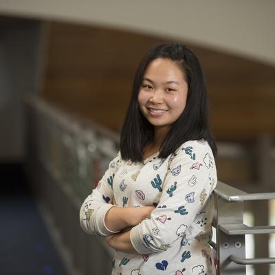 Profile image of international student Ying