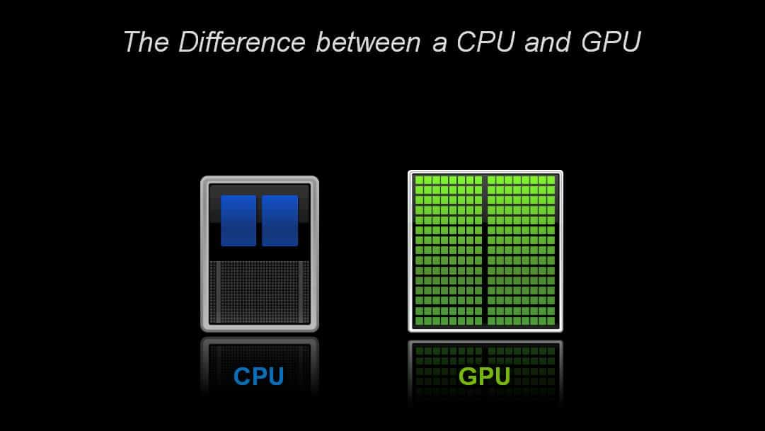 What\u0027s the Difference Between a CPU and a GPU? The Official NVIDIA
