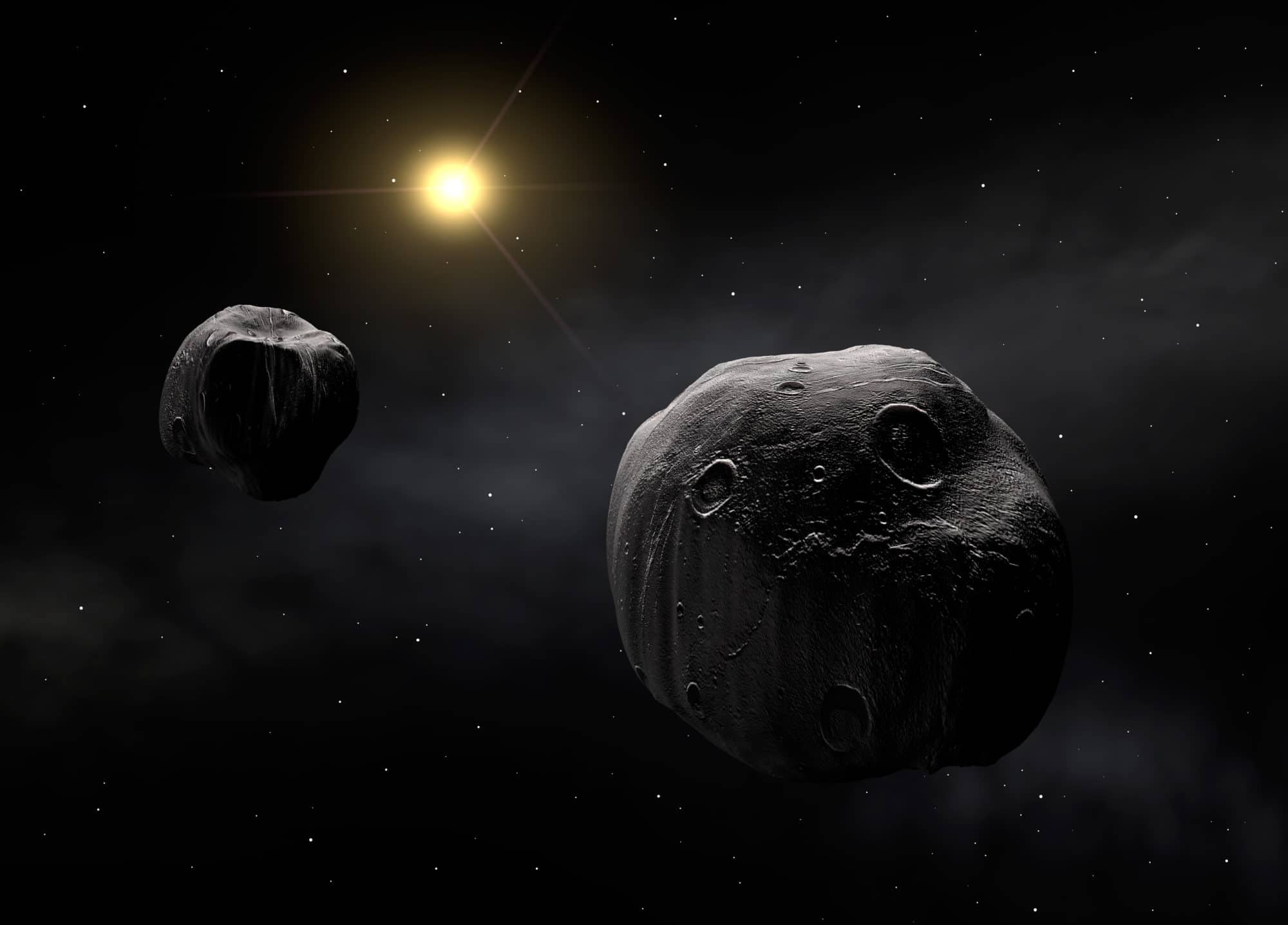 3d Asteroid Wallpaper Nasa Deep Learning Program Aims To Ward Off Asteroid
