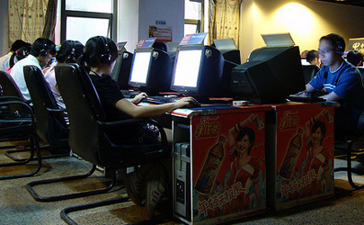 How easy is it to research the Chinese web?
