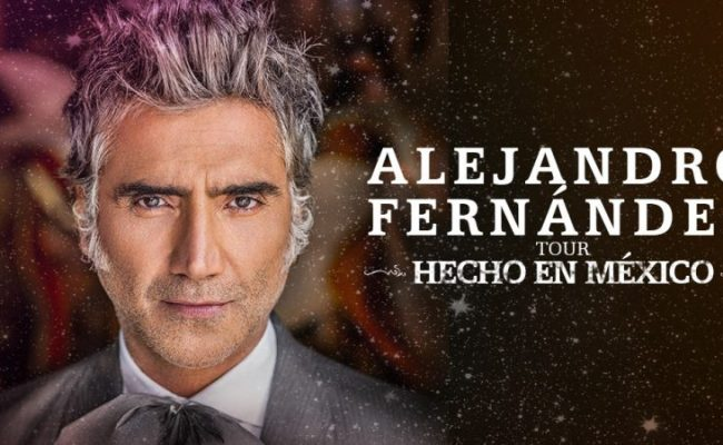 Alejandro Fernández To Bring His Hecho En México World