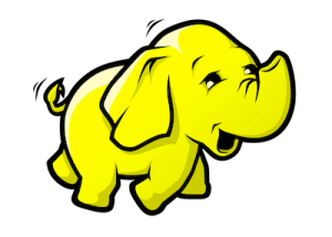 A little stuffed animal called Hadoop