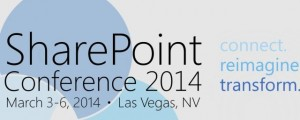 SharePoint Conference 2014 - Rocket Fuel for a SharePoint Career