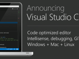 VisualStudioCodeAnnouncement