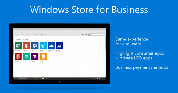 WindowsStoreForBusiness