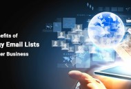 Benefits of Technology Email Lists for Better Business