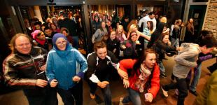 A shopping frenzy: Images from Black Thursday and Black Friday