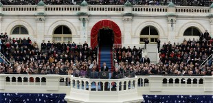 Obama inauguration: History repeats itself