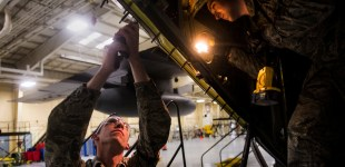 182nd Airlift Wing: Work to be done