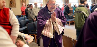 Catholic Diocese of Peoria holds Mass before 'Defend Marriage' rally in Springfield