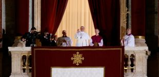 Pope Francis takes the reins of the Vatican