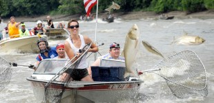 Looking Back at the Redneck Fishing Derby