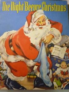 The Night Before Christmas (Racine, WI: Whitman Publishing Co., c. 1940)