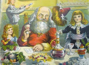 Santa Claus & His Works (New York: McLoughlin Bros., 1871-1886)